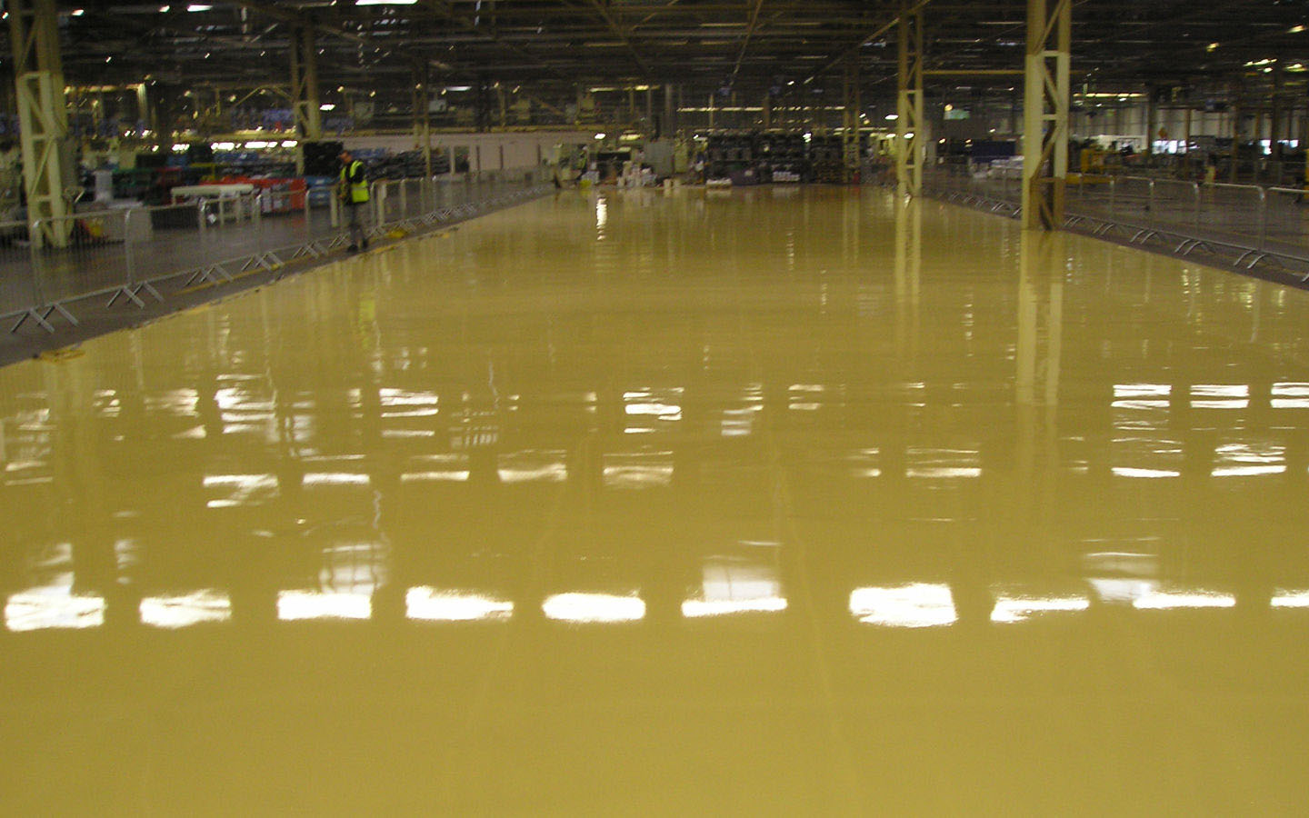 Toyota Resin Flooring Specialists Settle